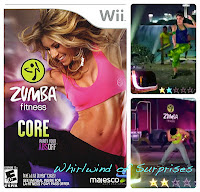 Zumba fitness Core review