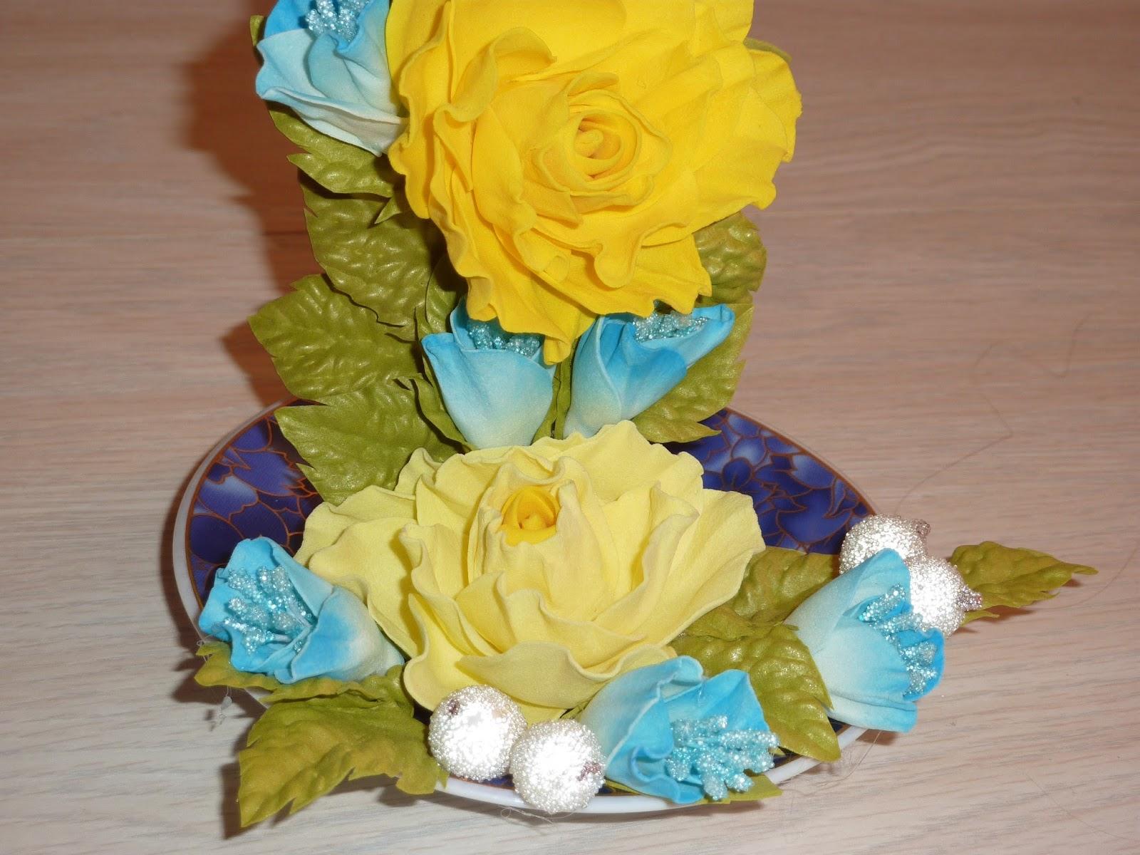Украшения для стола из овощей. Цветы из овощей своими руками