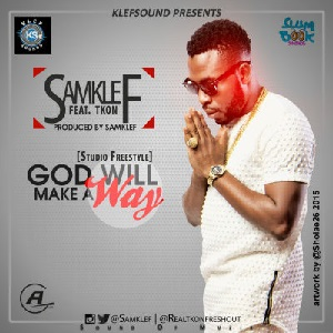 Download God Will make A Way By Samklef Ft Tkon