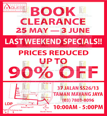 Book Clearance 2012