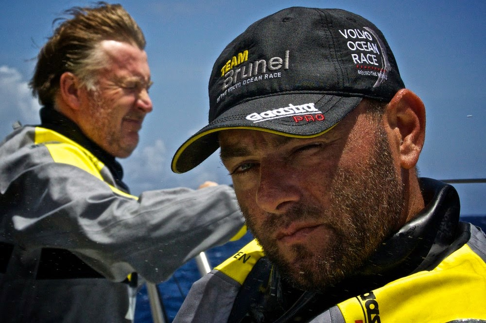 Laurent Pagès remplacé sur Team Brunel.