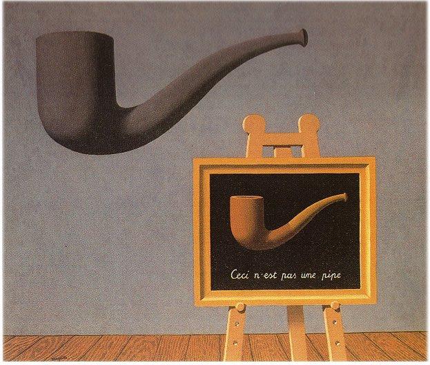 """Résultat de recherche d'images pour """"magritte ceci n'est pas une pipe"""""""