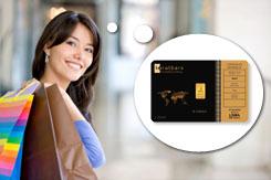 El oro de Karatbars es un buen medio de cambio para adquirir productos y servicios.