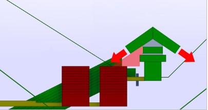 Pyramidales la pyramide de kh ops et ses chambres de for Chambre de mise en charge