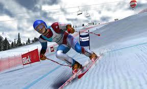 Dağda Kayak Savaşı Oyunu