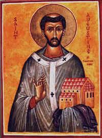 Ergo breue praeceptum – San Agustín de Hipona, Padre de la Iglesia