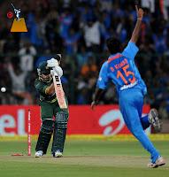 Bhuvneshwar Kumar Wickets Against Pakistan