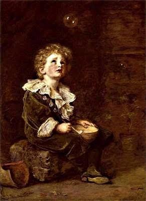 Bombolles (John Everett Millais)