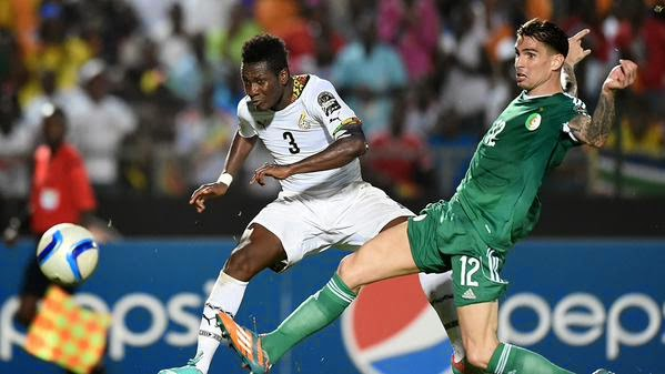 اهداف مباراة الجزائر وغانا 0-1 كاس امم افريقيا |23-1-2015 Algeria and Ghana
