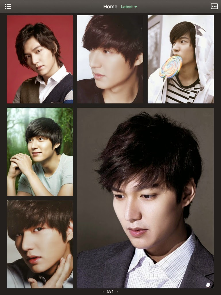 Lee Min Ho Again!