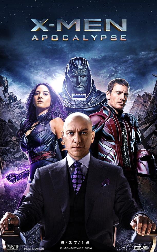 X-Men: Apocalipsis (2016)