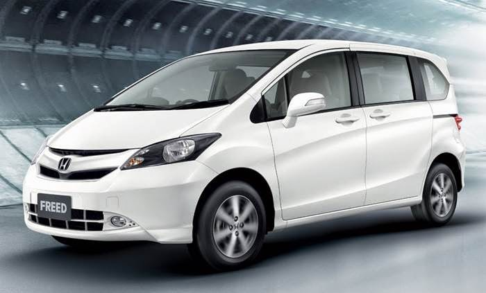 Honda Freed 2014 Review, Specs and Price