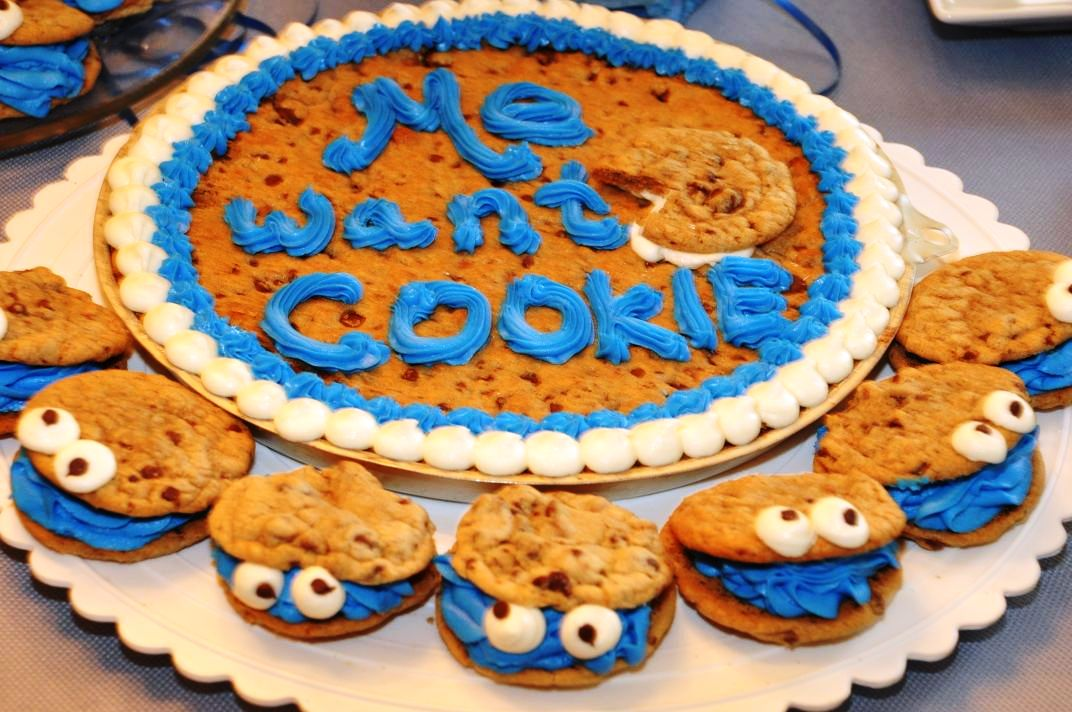 cookie cake designs