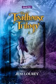 The Toadhouse Trilogy Book One by Jess Lourey book cover