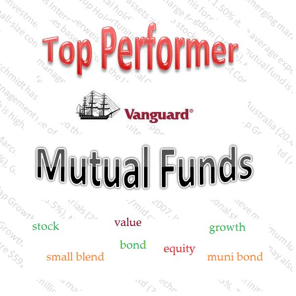 Best Vanguard Mutual Fund Performance