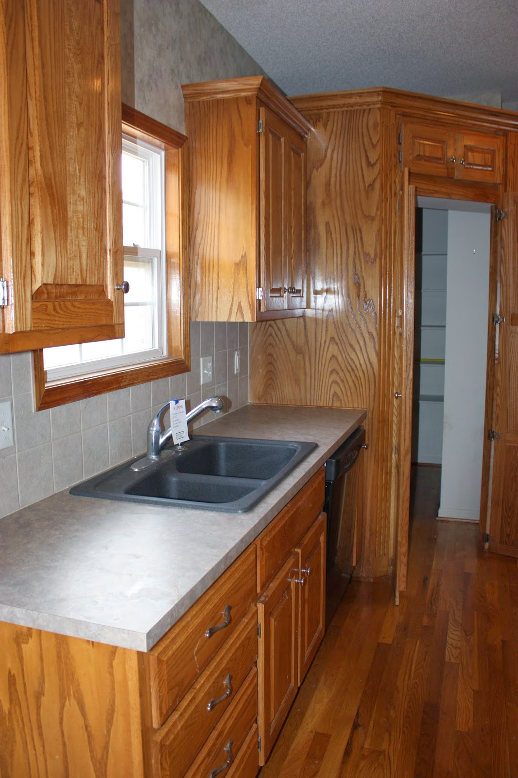 Our 500 Diy Kitchen Remodel The Brown Eyed Bookie