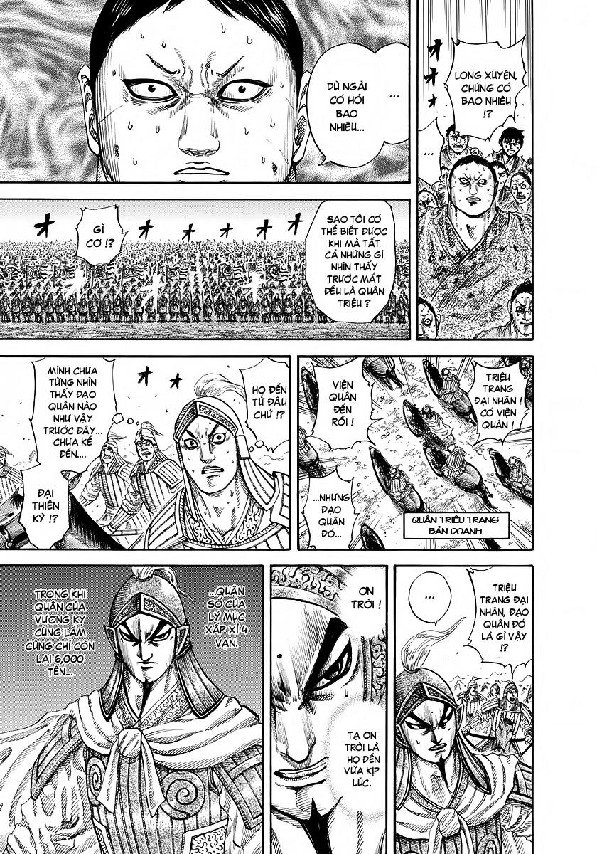 Kingdom – Vương Giả Thiên Hạ (Tổng Hợp) chap 167 page 8 - IZTruyenTranh.com