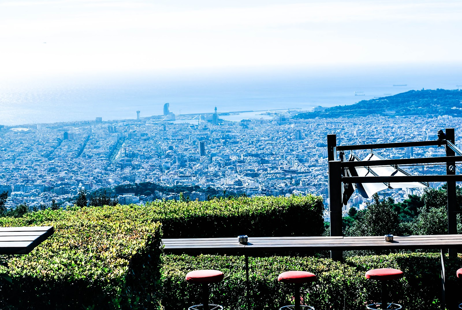 barcelona travel diary atop mt tibidabo. Black Bedroom Furniture Sets. Home Design Ideas