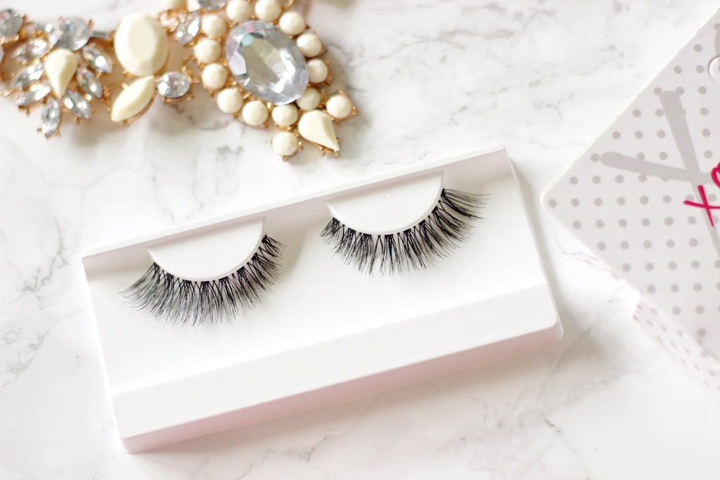 XO Beauty Lashes the wanderlush eyelashes haul UK