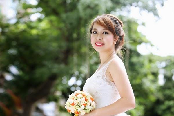 Bí quyết trang điểm cô dâu trong ngày cưới theo tính cách 2