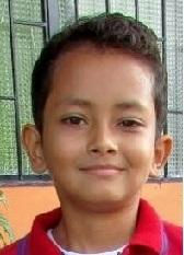 Daniel - Colombia (CO-372), Age 13