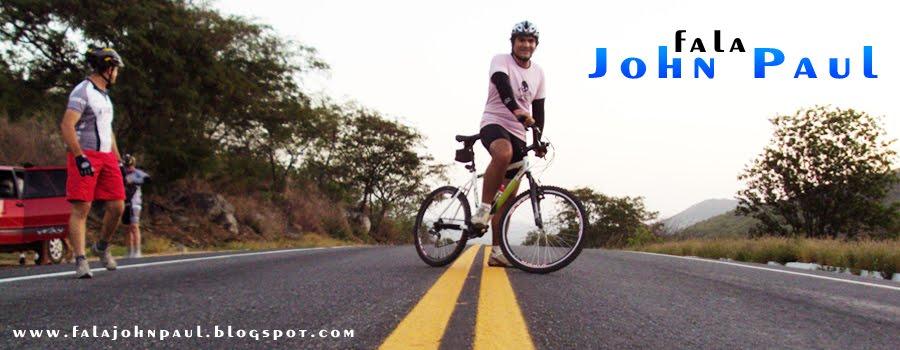 John Paul | Ciclismo e Cotidiano