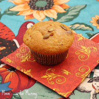 Chelsea's Pumpkin Muffins