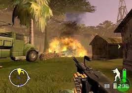 Download Game PC Ringan Delta Force: Black Hawk Down Demo