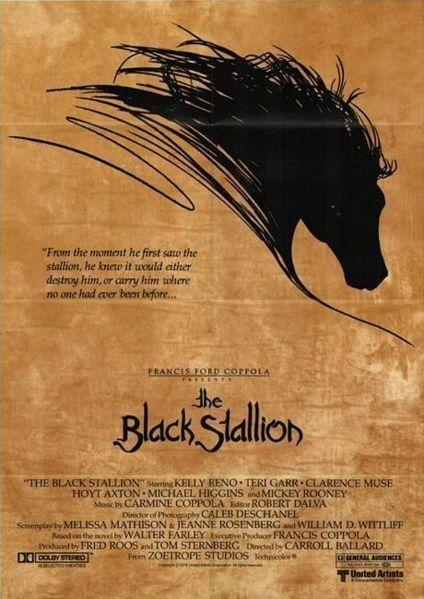 El corcel negro (1979)