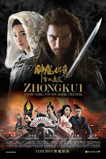 Zhongkui Snow Girl and the Dark Crystal (2015) Hindi Dual Audio BluRay | 720p | 480p
