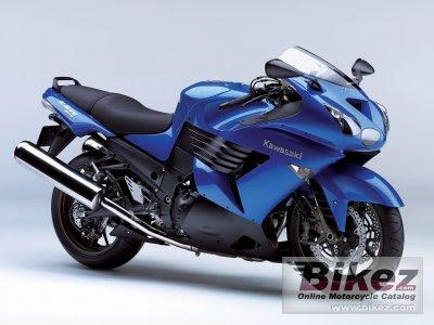 Kawasaki Z1400