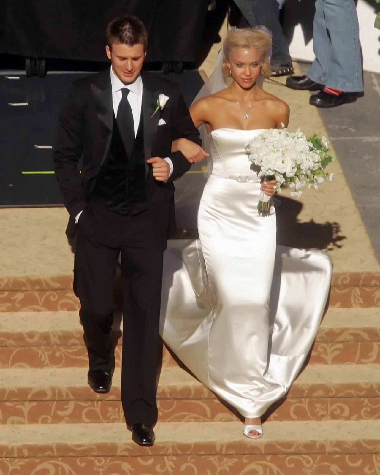 Jessica Alba Wedding