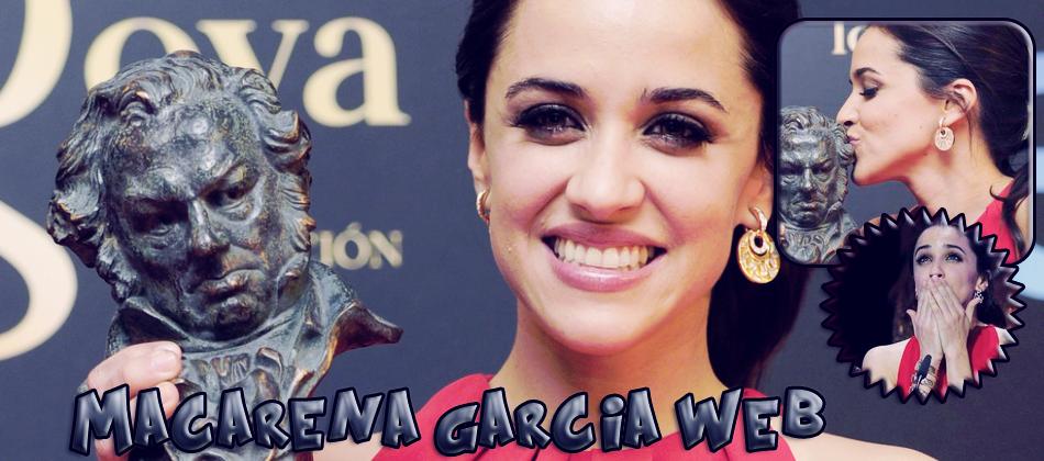 Macarena García Web