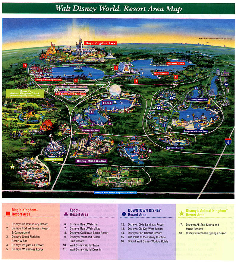 A Brilliant Place Walt Disney World with Kids