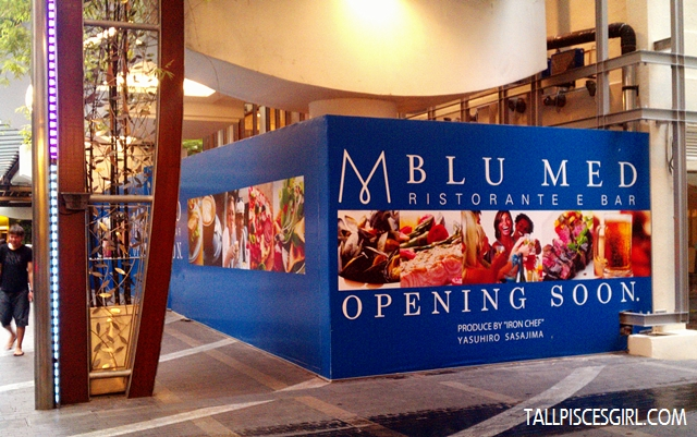 Soon-to-be-launched Blu Med Restaurant & Bar