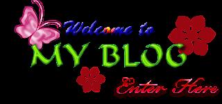 Membuat Welcome Blog Dengan Gambar
