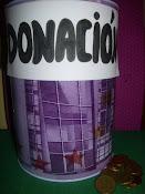 Donación: Ayuda para niñ@s hospitalizad@s