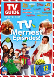 TV Guide Spotlight: TVs Merriest Episodes DVD