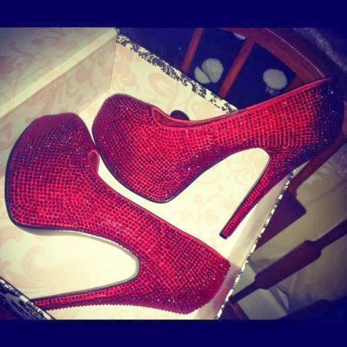 Increibles Zapatos altos de tacón