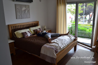 квартиры для отдыха в Сан Мартинью ду Порту