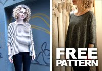 FREE Pattern: Our Fave Top