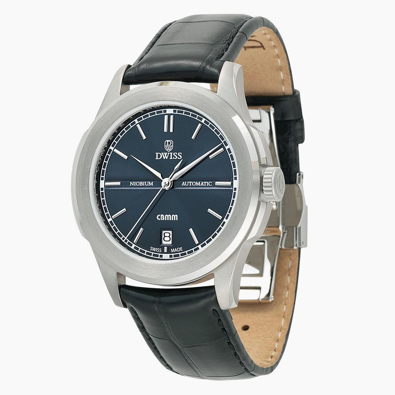 DWISS Classique CBMM Watch