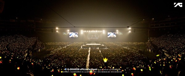 G-Dragon Konser One Of A Kind Di Jepang 09