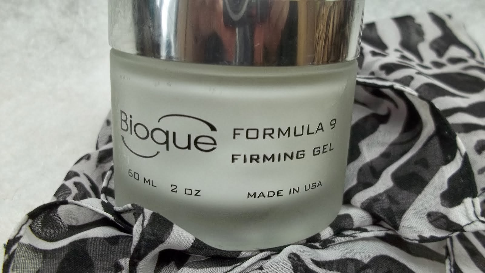 Formual 9 Firming Gel Giveaway-Ends Dec 7th