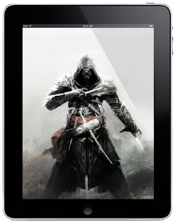 Assassins Creed Revelations iPad and iPad 2 Wallpapers