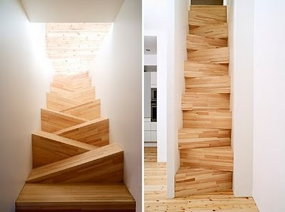 what do i know?: brilliant stairs to kitchen homicide