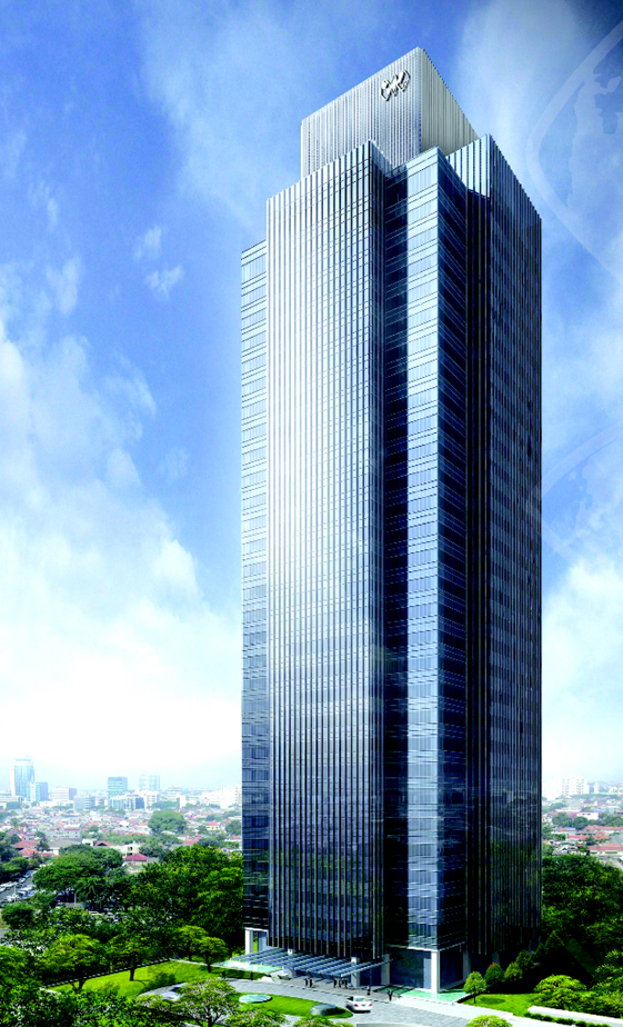 Property and real estate world trade center 2 jakarta for 2 world trade center