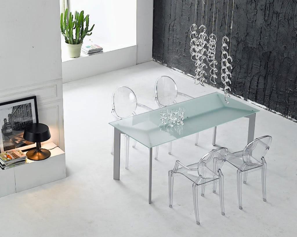 Fernanda Calheiros Blog Cadeira Louis Ghost Philippe Starck -> Cadeiras Para Sala De Jantar Acrilico