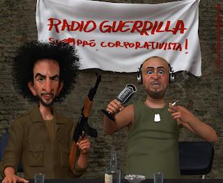 mihai dobrovolschi,vlad craioveanu radio guerrilla,caricatura,vitrina cu bebelouri