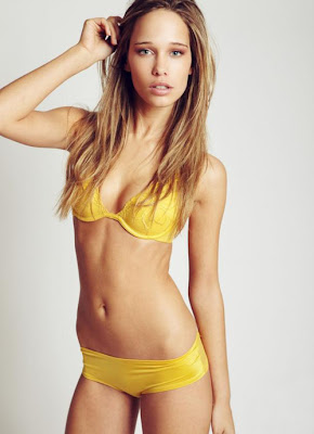 Yellow Lingerie